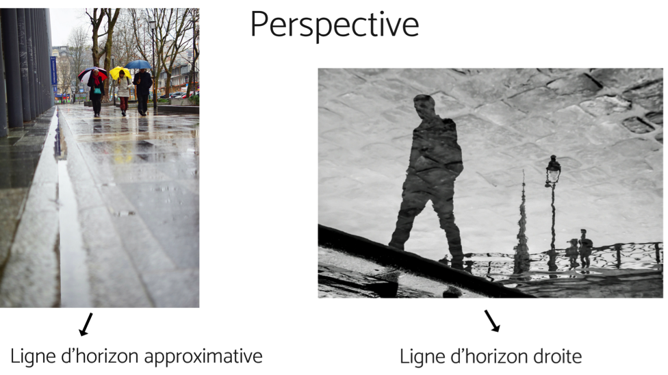 5 erreurs de débutant qui gâchent vos photos - perspective