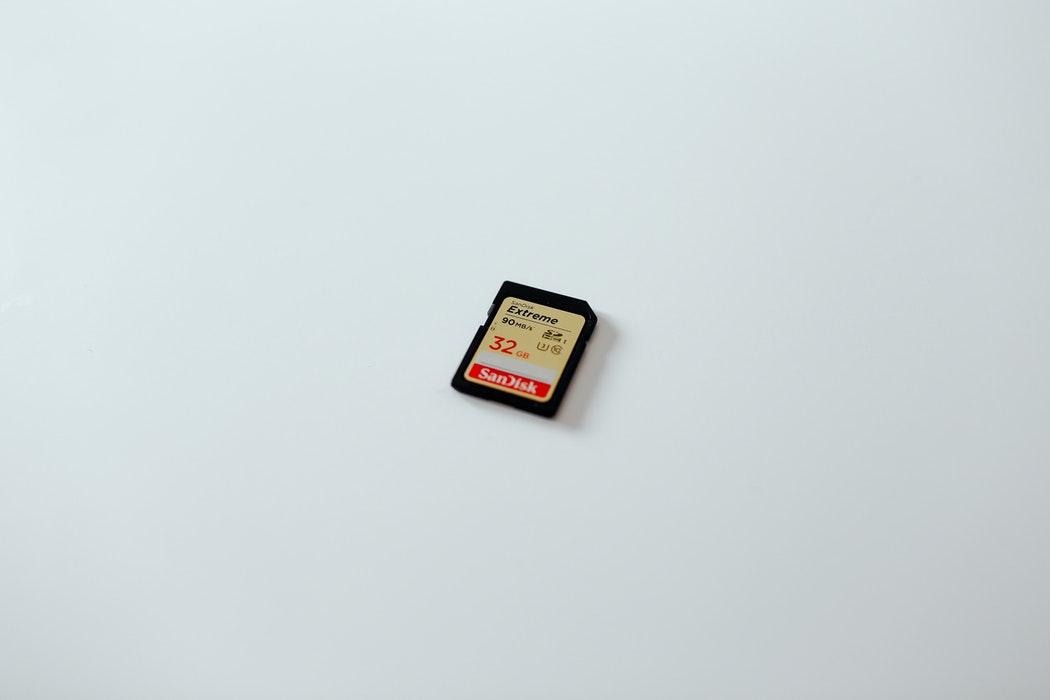 Bien utiliser vos cartes mémoire : les erreurs à éviter 